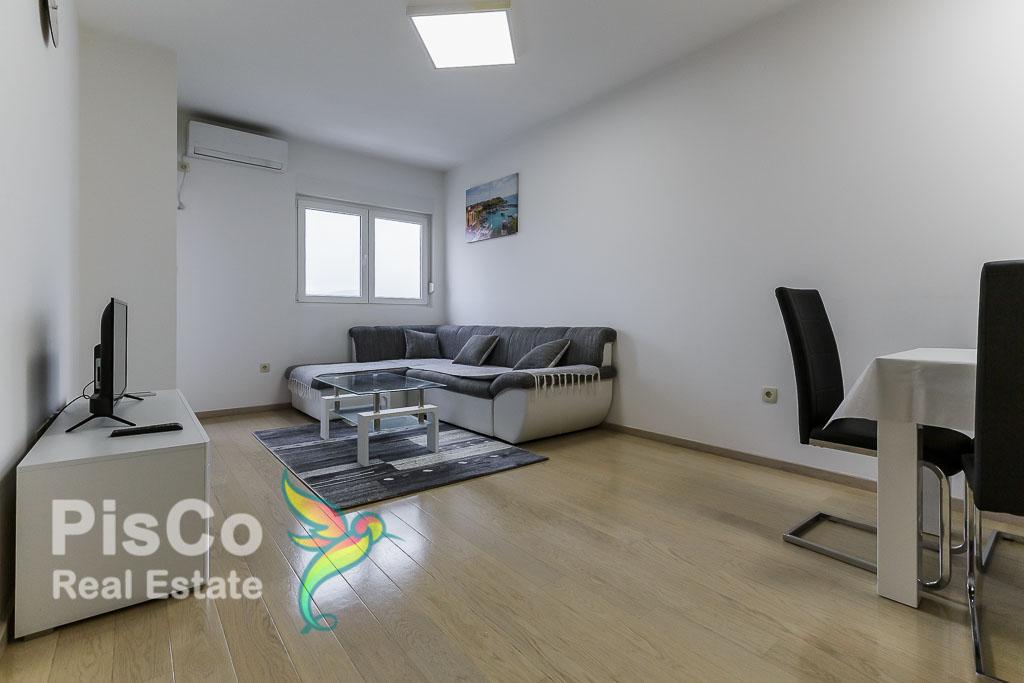 Izdaje se jednosoban stan u City Kvartu kod Sicilije 50m2 | Podgorica
