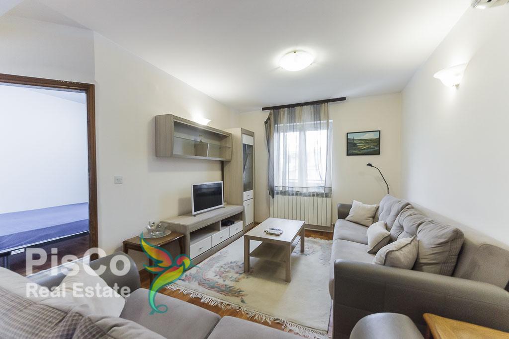 Izdaje se lijepo opremljen stan kod Sutjeske | Podgorica
