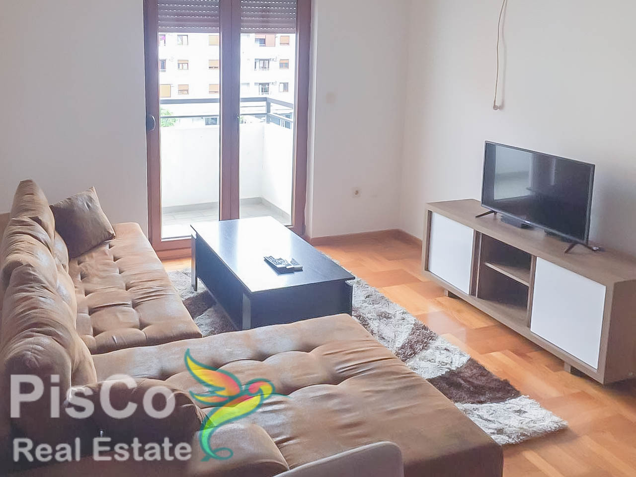 One bedroom apartment for rent at the Old Airport   Podgorica