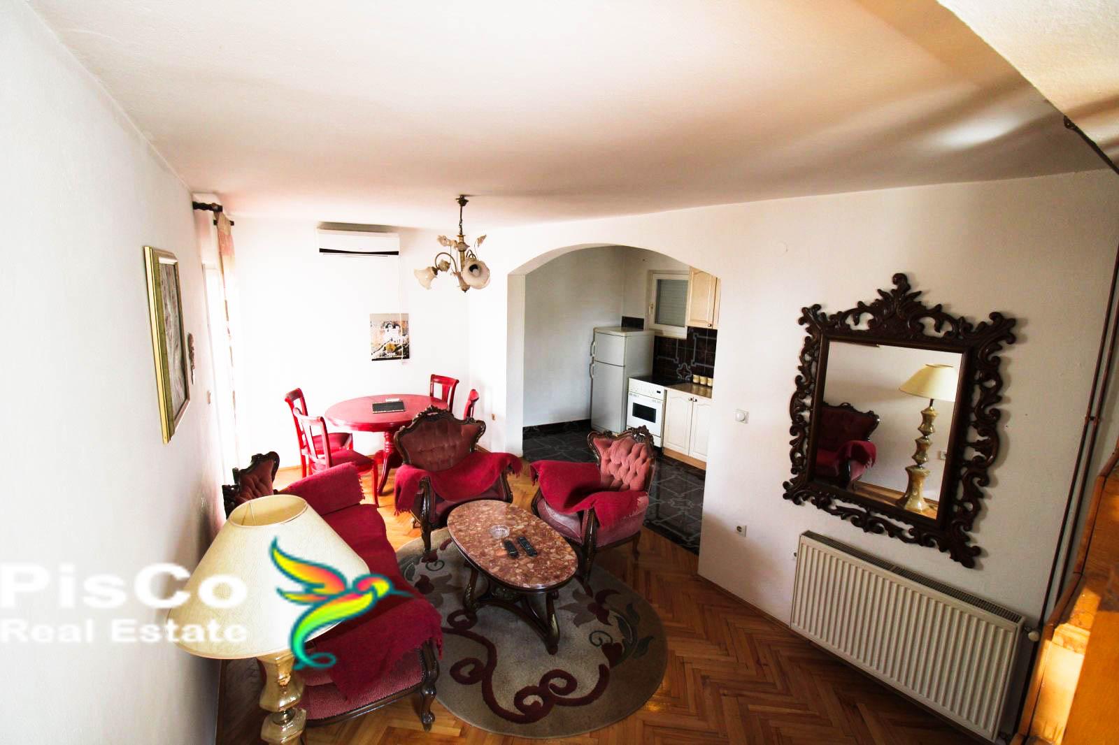 Izdaje se lijepa kuća u Gorici C 80m2