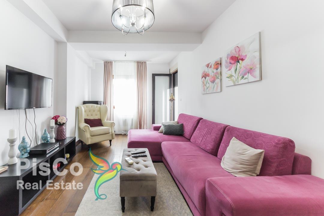 Izdaje se Jednosoban stan na Gorici C Podgorica
