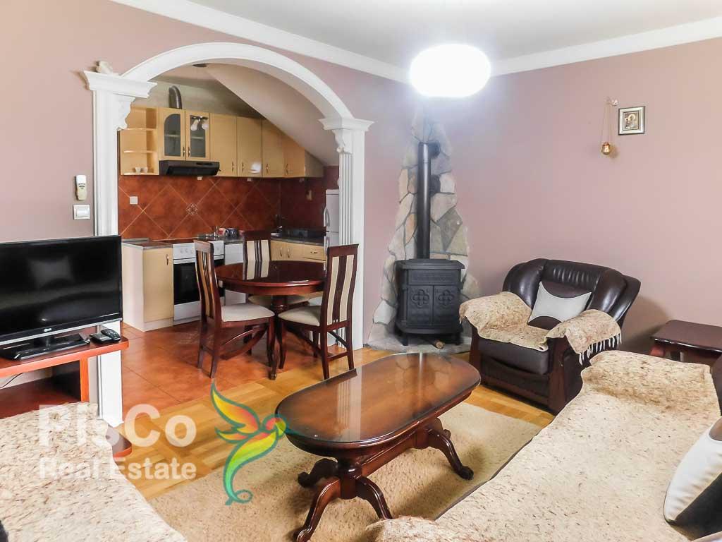 One bedroom apartment for rent in Dalmatinska street   Podgorica