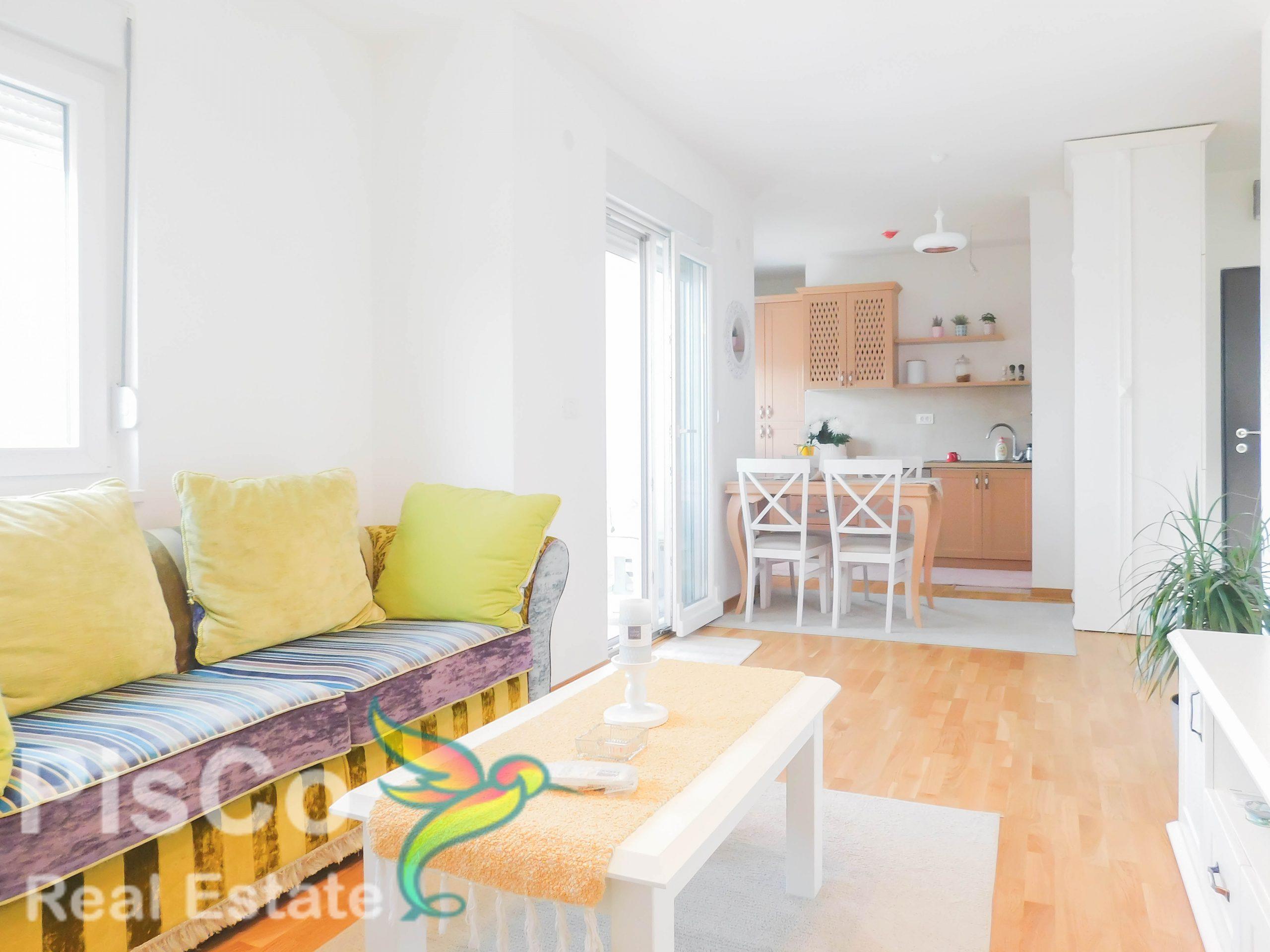 One bedroom luxury apartment for rent – City Quay | Podgorica