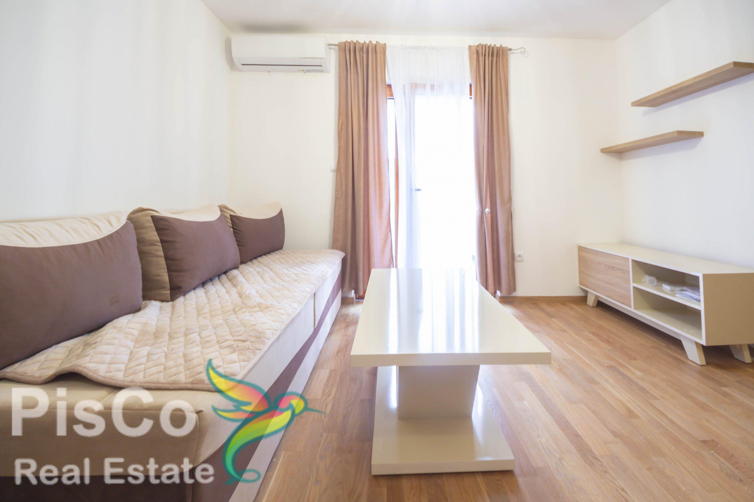 Izdaje se manji jednosoban stan u Centru grada   Podgorica
