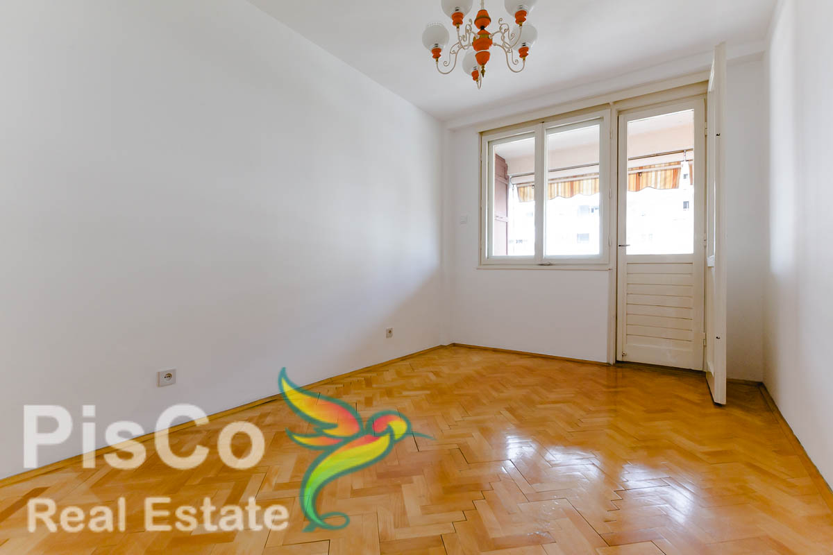 Nekretnine Podgorica Prodaja | Djelimično Renoviran Dvosoban Stan u Moskovskoj Ulici