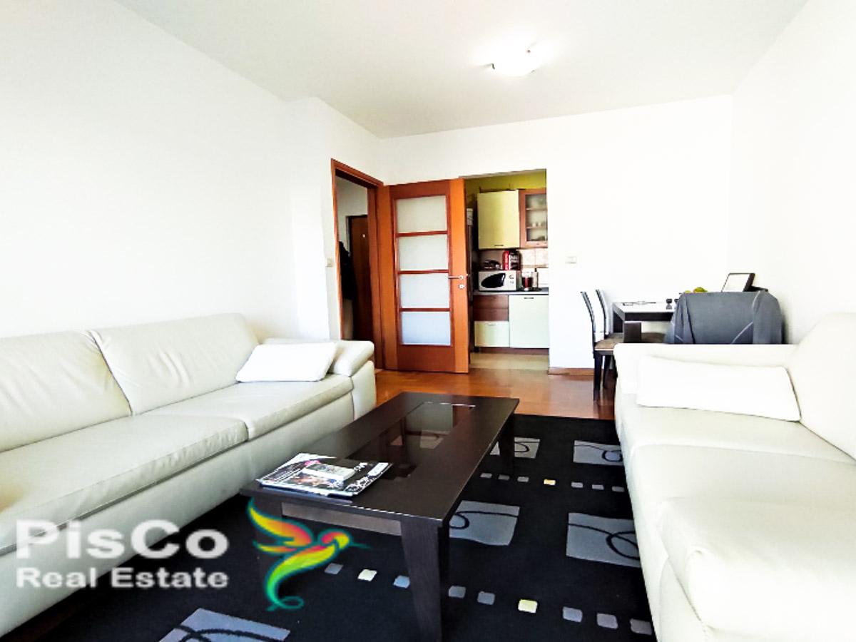Izdaje se Lijep stan na odličnoj lokaciji – Zgrada Maxim 45m2