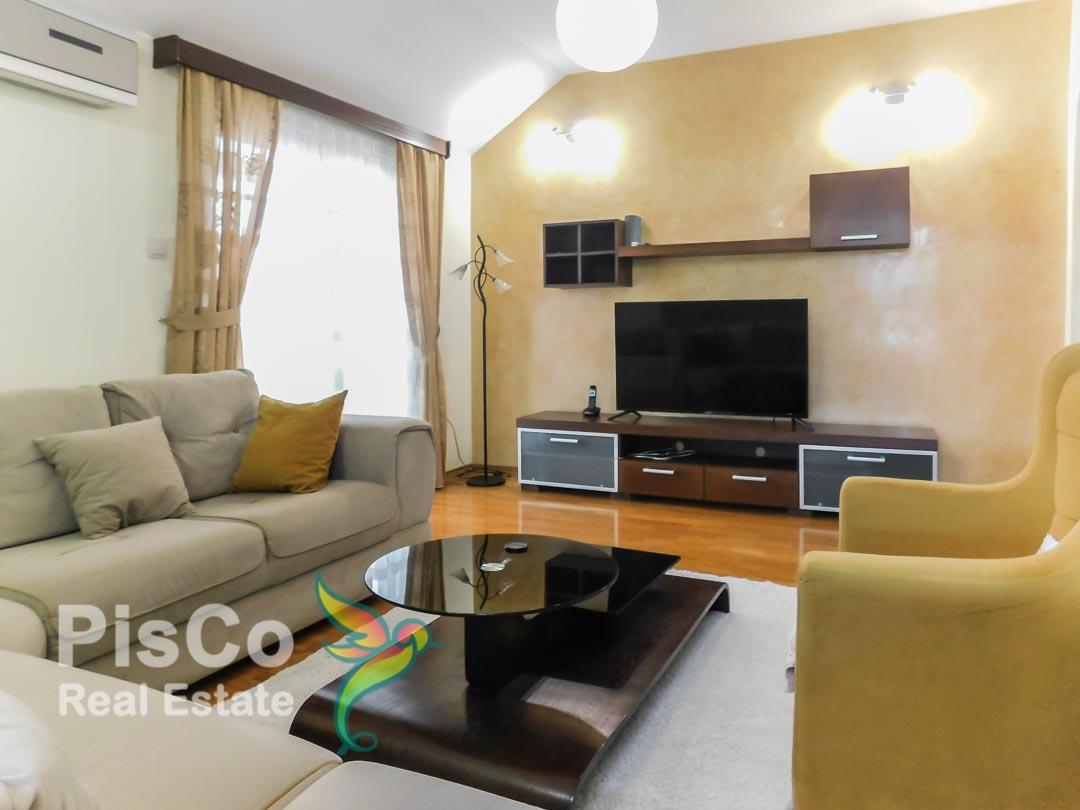 Izdaje se dvosoban lijep stan u Zagoriču | Podgorica