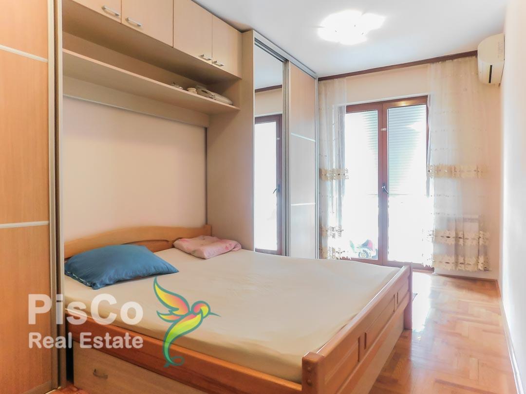 Two bedroom apartment for rent in Preko Morače + parking space   Podgorica