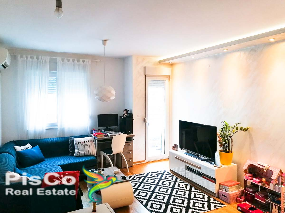 Na prodaju Namješten jednosoban stan u City Kvartu