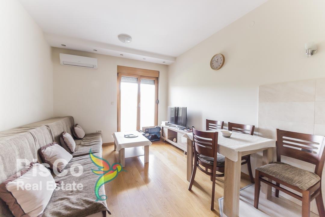 A studio apartment for rent near Palada in the Zeta-gradnja building Podgorica