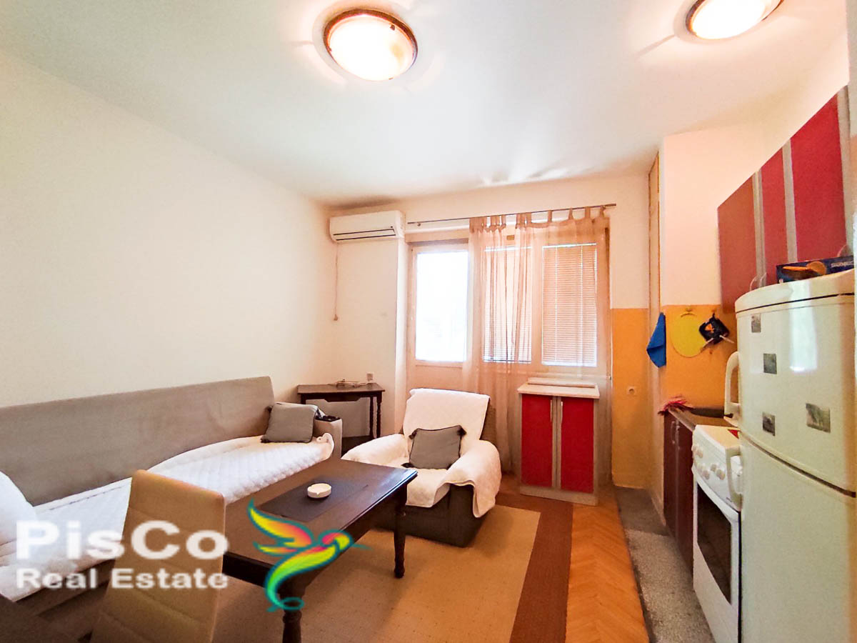 FOR SALE One bedroom apartment in a great location 45m2