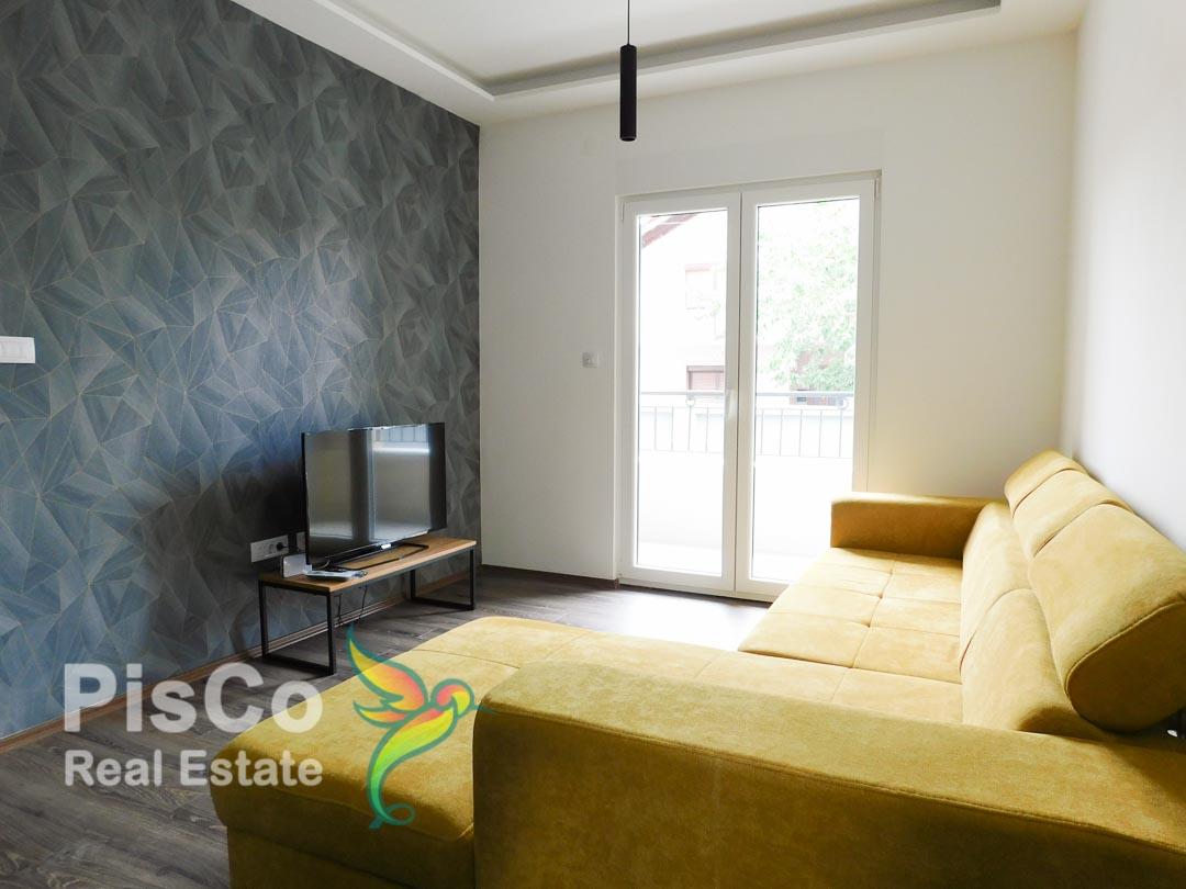 Izdaje se jednosoban stan u Novoj Dalmatinskoj 45m2 | Podgorica