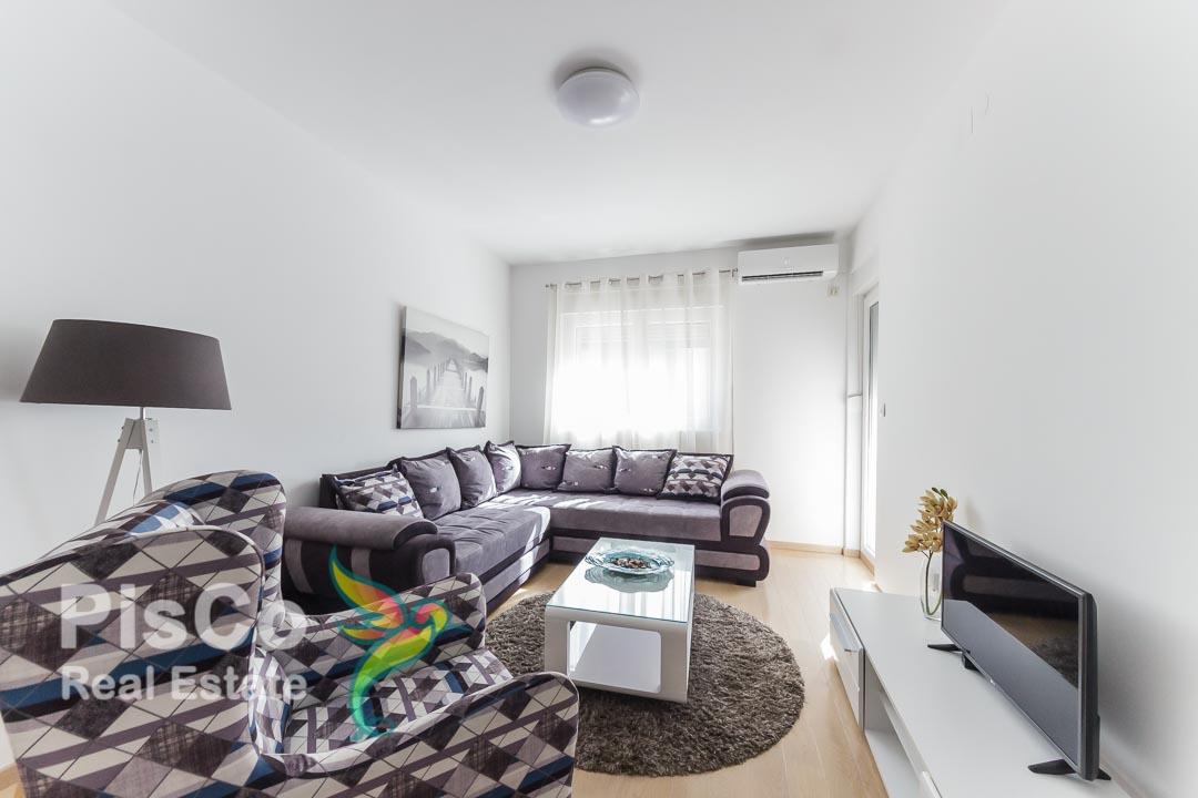 Izdaje se jednosoban stan u City Kvartu zgrada kod Beka | Podgorica