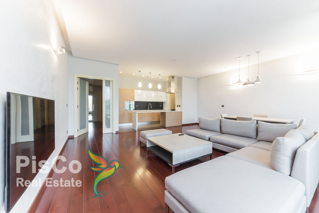 Lux two-bedroom apartment is rented in Capital Beach | podgorica