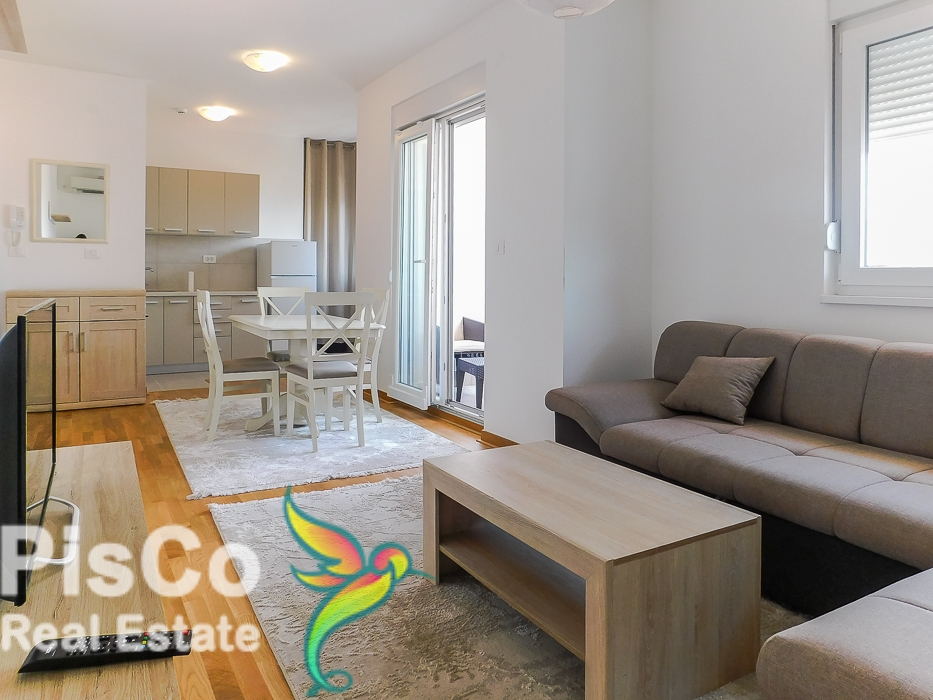 FOR RENT Lux new one bedroom apartment – City Kej 49m2