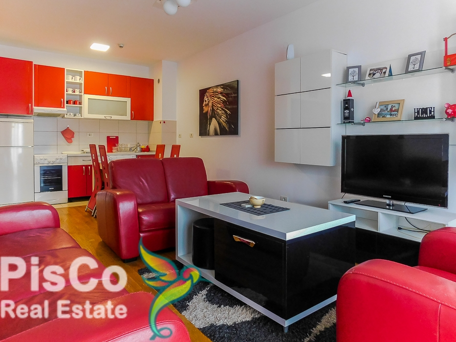 FOR RENT A two-bedroom Apartment in City Kvart   Podgorica