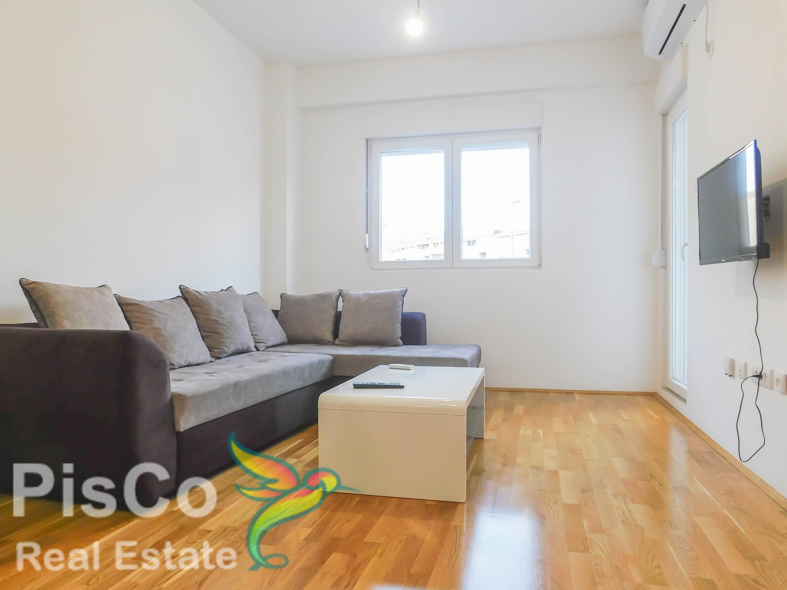 POVOLJNO | Izdaje se nov jednosoban stan ispod Ljubovića 49m2