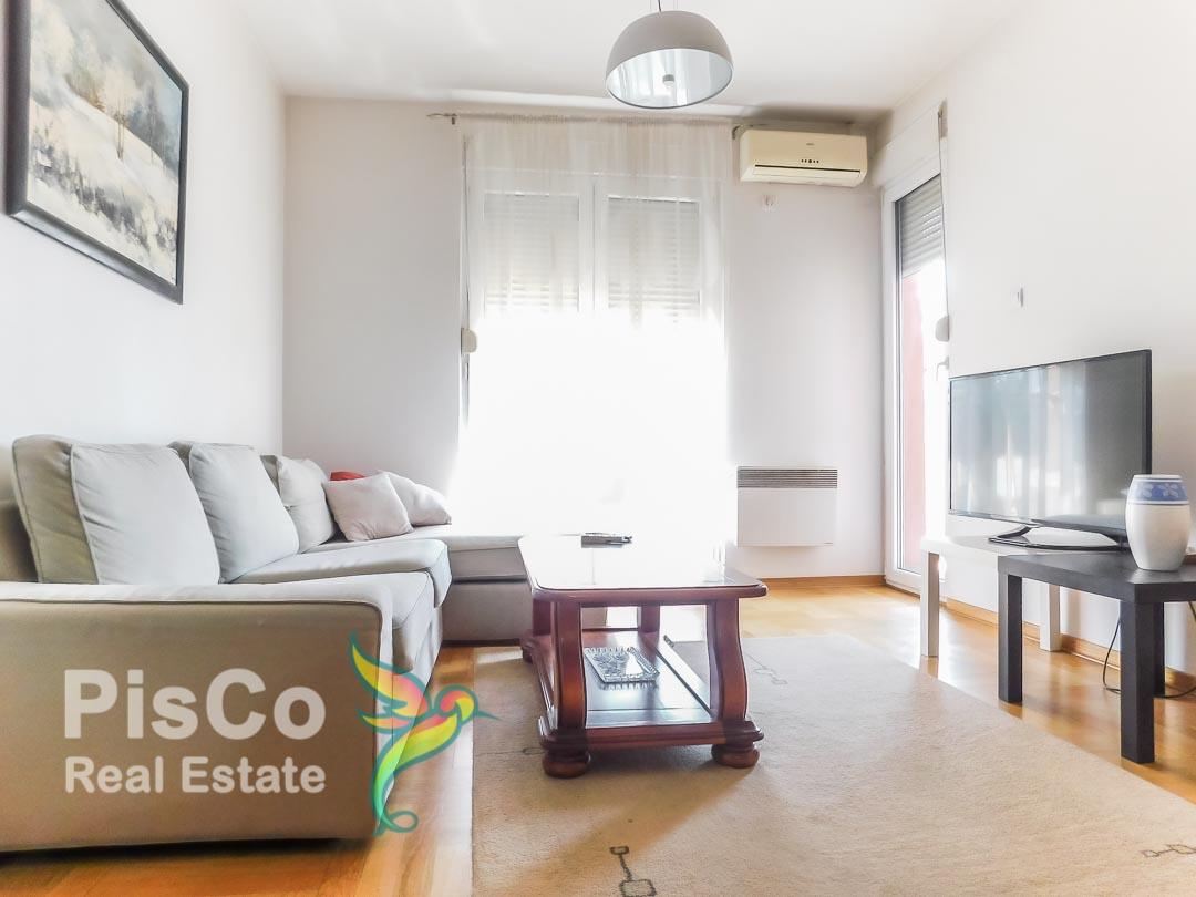 FOR RENT One bedroom apartment 45m2 near Krivi bridge