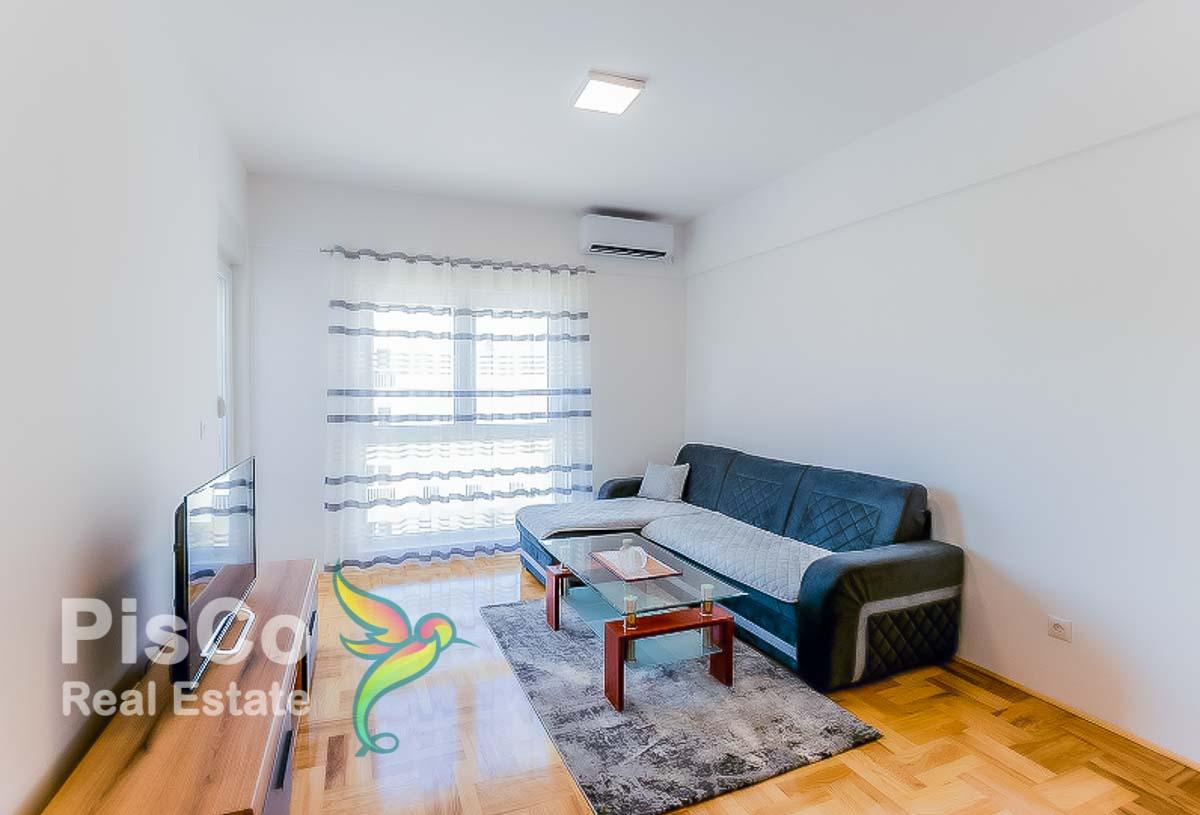 FOR RENT One bedroom apartment in the building of Trudbenik in Zabjelo | Podgorica