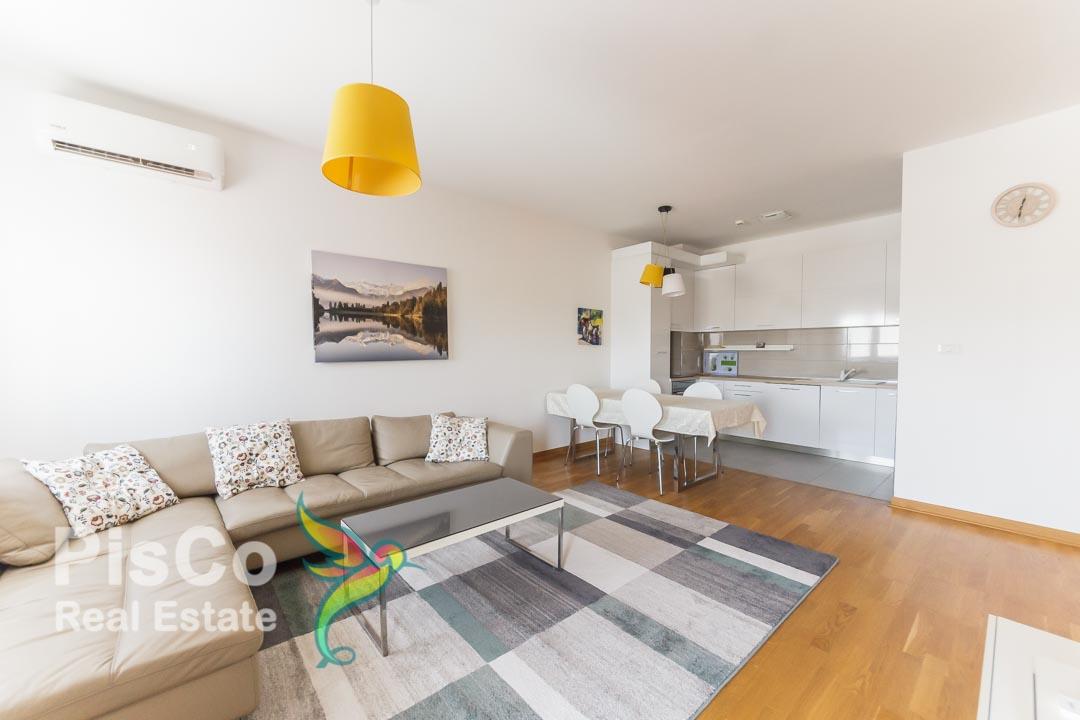 FOR RENT Two bedroom apartment in City Kvart near Garden Podgorica