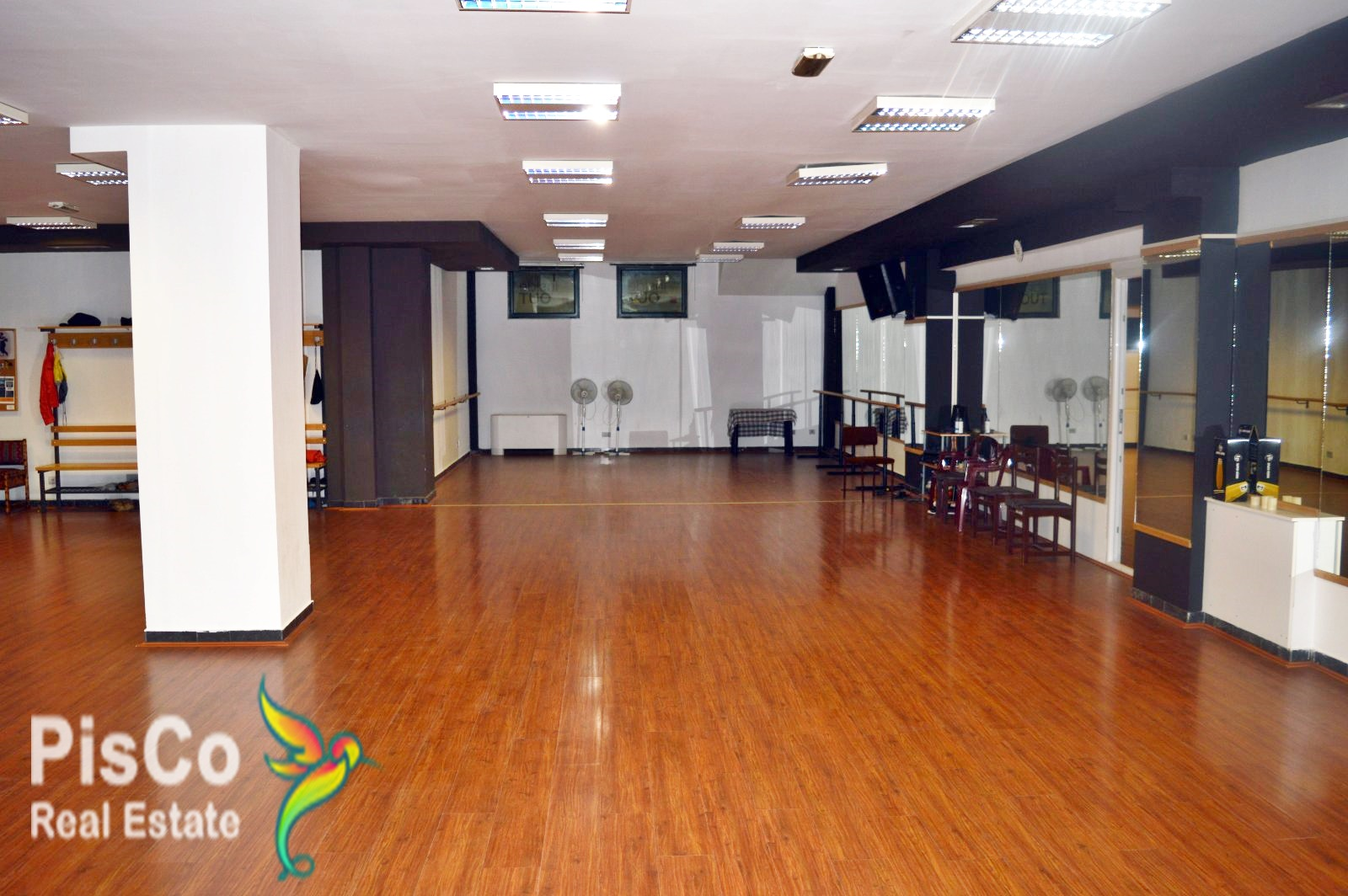 FOR RENT Nicely arranged office space in the Center of Podgorica 298m2